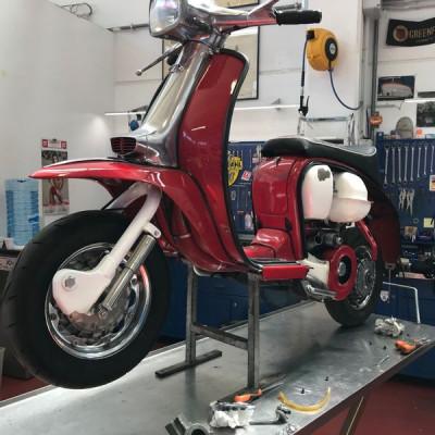 Lambretta DL150 Paganelli