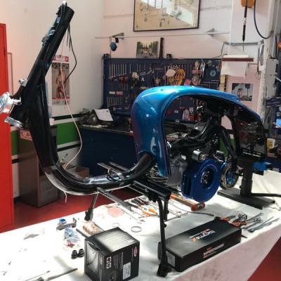 Lambretta LI S3 SSR265