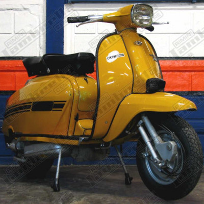 DL 200 Electronic Conserved Resto
