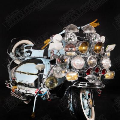 LI 150 Series 1 Framebreather Marco