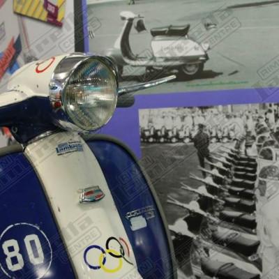 Lambretta Serie 2 No. 80 LI Rome Olympics 1960 - Private UK Collector
