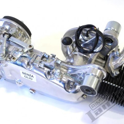 Restauro motore Serveta Jet 200cc - Dante, Pesaro - Italia