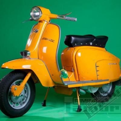 SX 150 Orange - Michele Landi