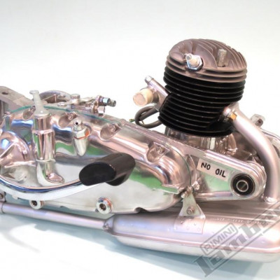 Restauro motore completo J125 M4 'Stellina' - Andy Gillard (UK)