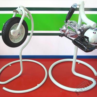 Motore + ruota da esposizione Lambretta LI150 S1 - Bill, Scozia