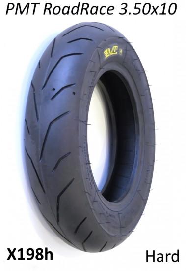 "Pneumatico PMT Road / Race 3.50 x 10"" tyre (mescola 'Hard')"