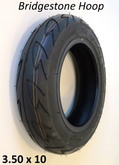 "Pneumatico Bridgestone Hoop 3.50 x 10"""