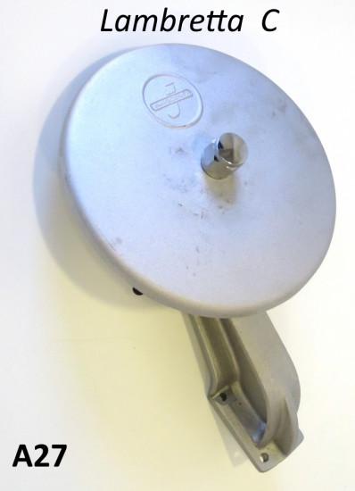 Portaruota posteriore  in alluminio Lambretta C125