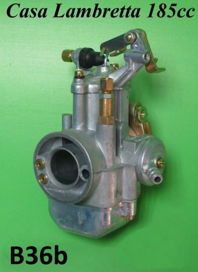 Carburatore Jetex 22mm Lambretta S1 + S2 + S3 + TV3 + Special + SX + DL + Serveta