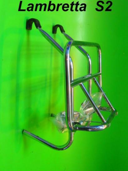 Porta-pacchi anteriore (tipo 'gambe corte') Lambretta S2 GP DL + Serie J