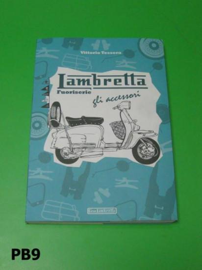 Libro 'Lambretta fuoriserie - Gli accessori'