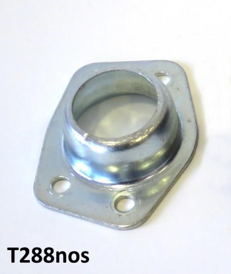 Semi-guscio in metallo per silentblock T288 Lambretta J (1964-66)