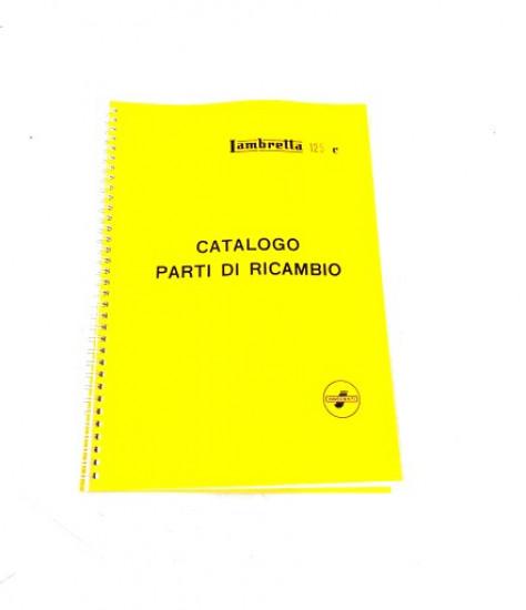 Catalogo Ricambi 125C