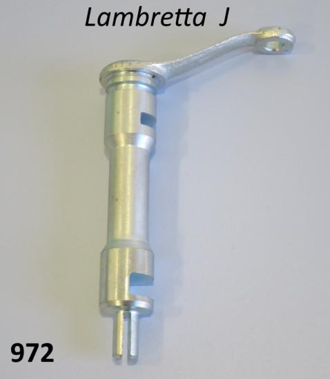 Leveraggio frizione copricarter per Lambretta J50 + Cento + J125 M3