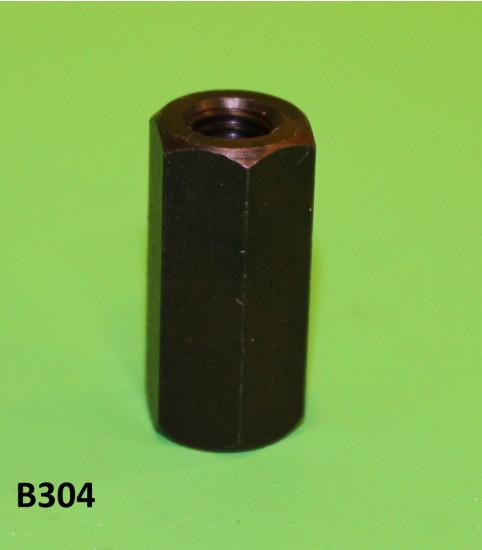Dado alto (chiave 14mm) per fissaggio cuffia cilindro