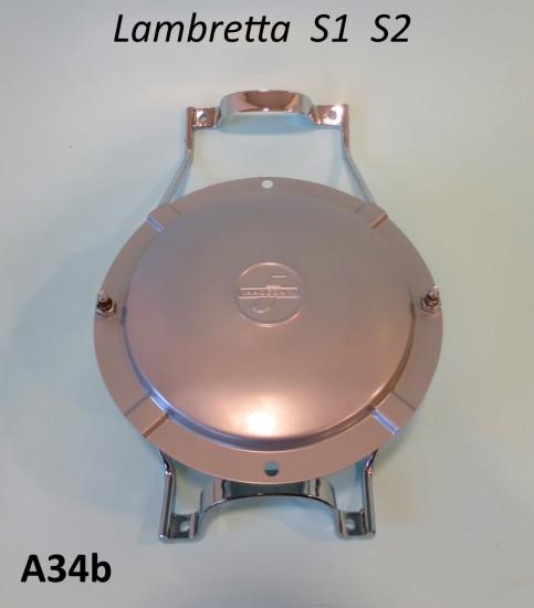 Portaruota interno scudo con disco 'Innocenti' Lambretta S1 + TV1 + S2 + TV2