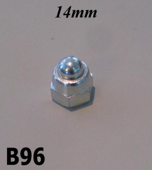 Dado cieco per cerchio ruota per tutti i modelli Lambretta S1 S2 S3 J