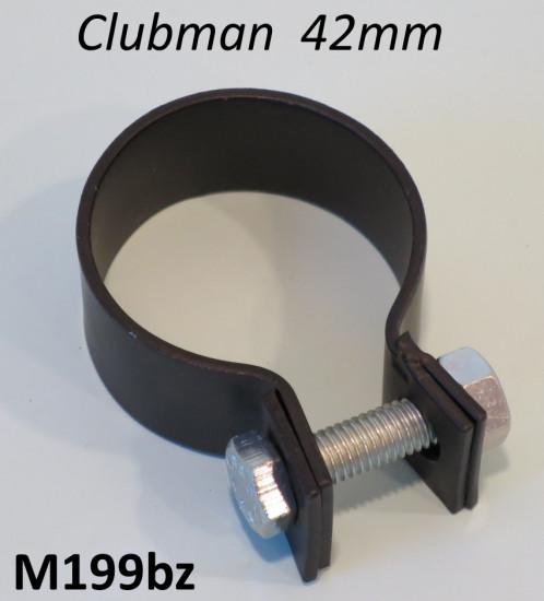 Fascetta collettore marmitta Clubman 42mm