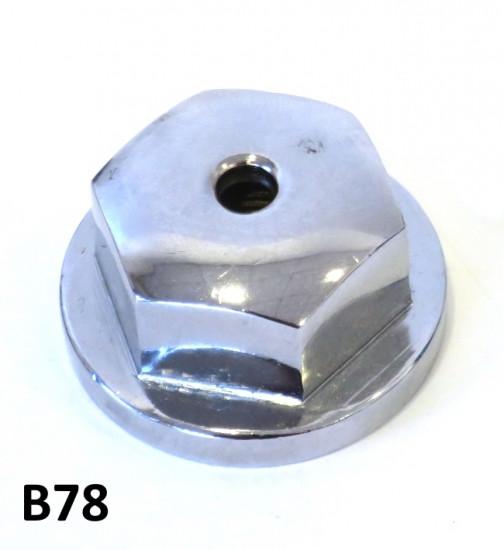 Dado bloccaggio mozzo posteriore per Lambretta LD '55 - '57