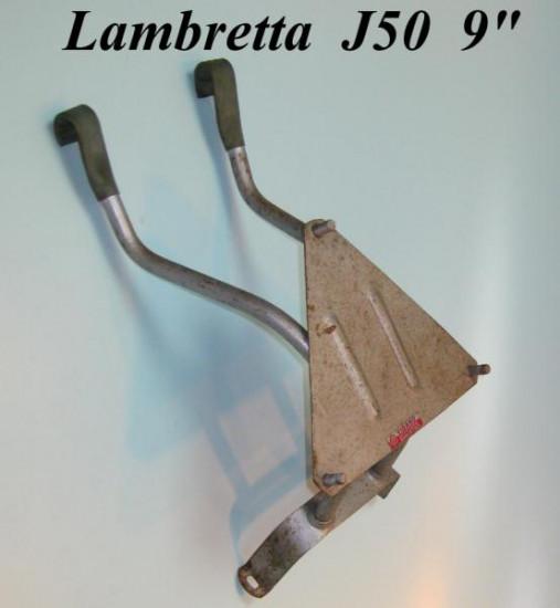 """Portaruota originale interno scudo (ruote da 9"""") Lambretta J50"""
