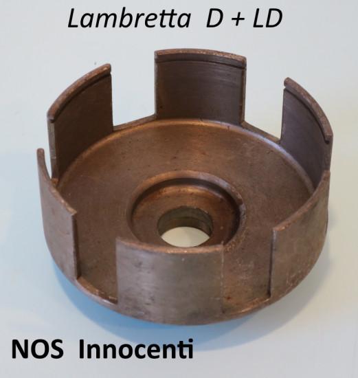 Campana frizione NOS ORIGINALE Innocenti per Lambretta D + LD