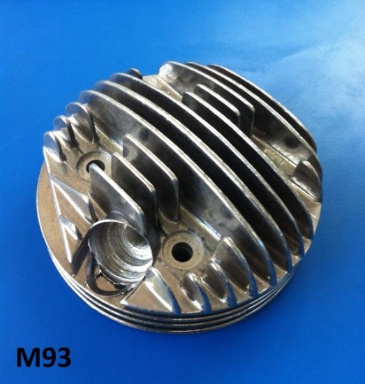 Testa cilindro per Lambretta S1 + S2 + S3 + Special + SX + DL + Serveta 125cc