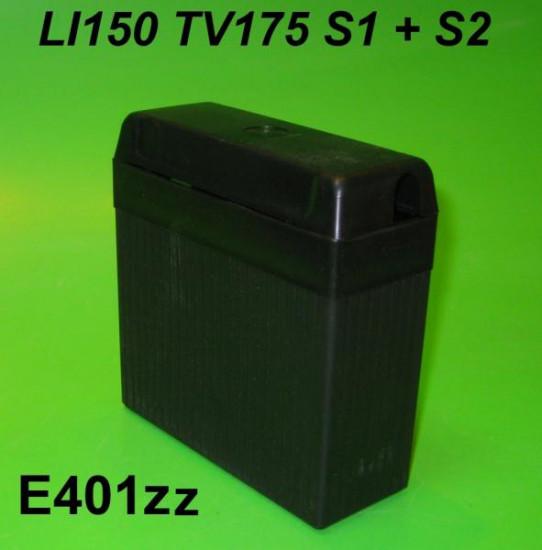 Batteria 6V (tipo d'epoca) Lambretta LI150 TV175