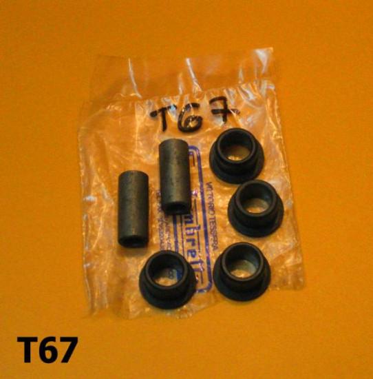 Kit boccole + bussole biellette forcella Lambretta Lui 50C/CL + 75S/SL