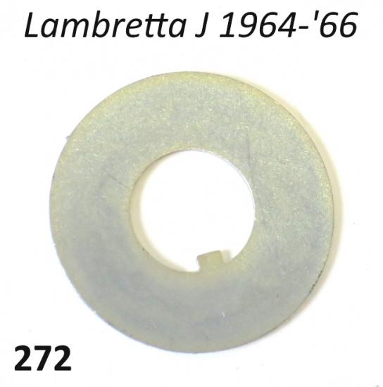 Rondella di sicurezza per dadi perno motore (Art. B361) Lambretta J 1964-'66