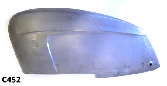Cofano sinistro in metallo per Lambretta Special + TV3 + SX + Serveta