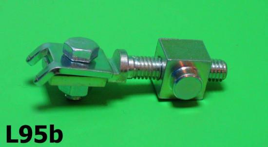 Morsetto regolabile cavo freno anteriore
