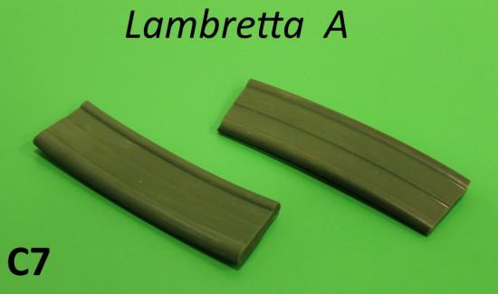 Kit spessori verdi serbatoio Lambretta A