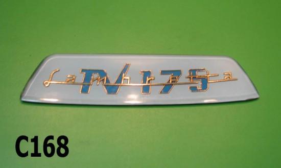 Fregio posteriore Lambretta TV3 175cc 1° Versione