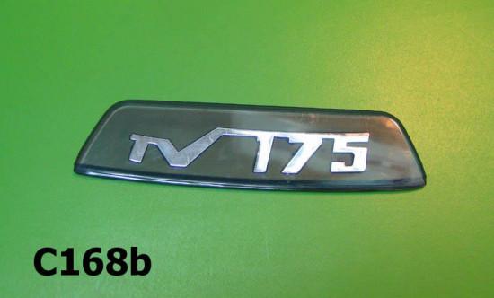 Targhetta posteriore Lambretta TV3 175cc 2° Versione