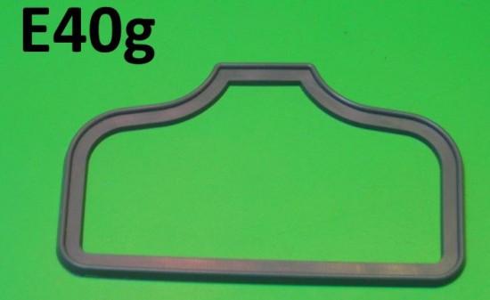 Guarnizione grigia per fanalino posteriore Lambretta S1 S2