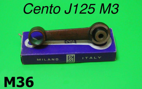 Biella completa per Lambretta Cento 100 + J125 M3