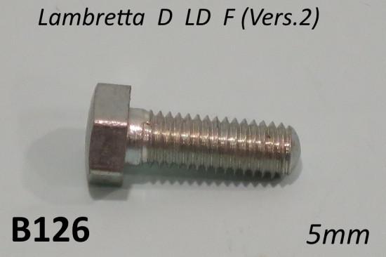 Bullone speciale coperchio inferiore forcella Lambretta D + LD + F