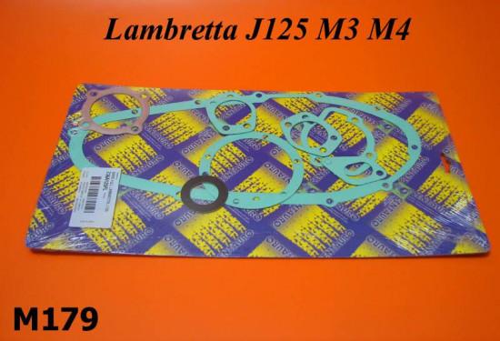 Kit guarnizioni motore Lambretta J125 M3 + Stellina M4