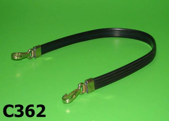 Maniglia passeggero, blu scuro, per sella lunga TV1 + S2 + S3