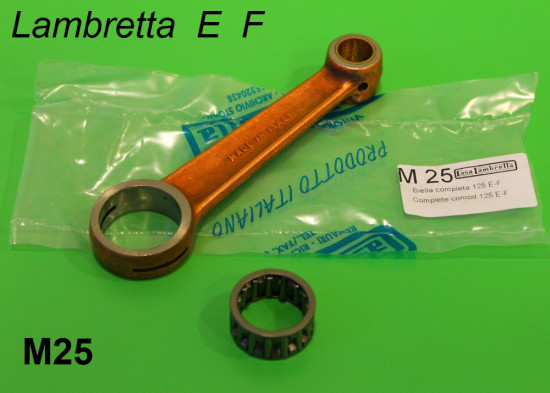 Biella Lambretta E F
