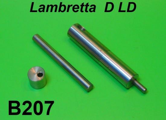 Attrezzo per caricare la barra di torsione Lambretta D LD