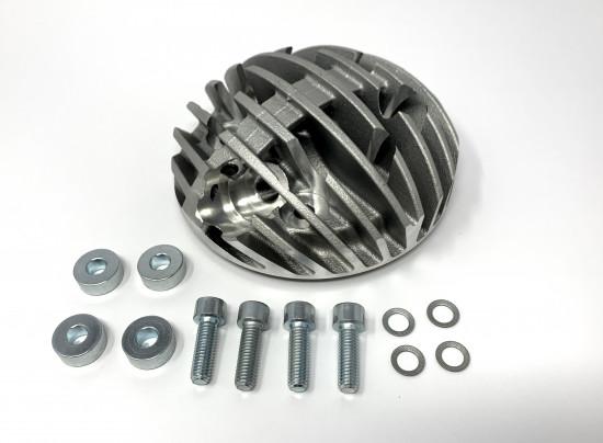 Testa Casa Performance Radiale per kit cilindro BGM 225 RT per Lambretta S1 + S2 + S3 + TV3 + Special + SX + DL + Serveta