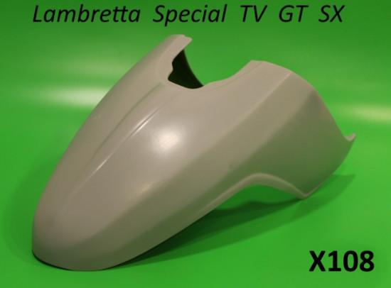 Parafango anteriore in vetroresina Lambretta Special + TV3 + SX