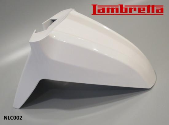 Parafango anteriore modello Flex Bianco perlato per Lambretta V-Special 50 - 125 - 200