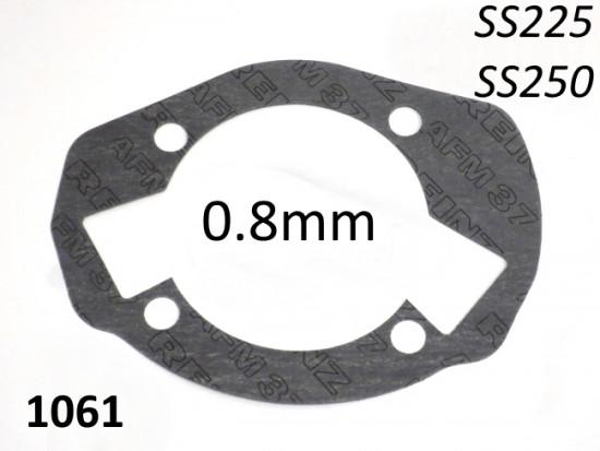 Guarnizione basamento cilindro Casa Performance SS225 0,8mm