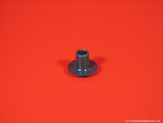 Pulsante in plastica per gancio sella lunga