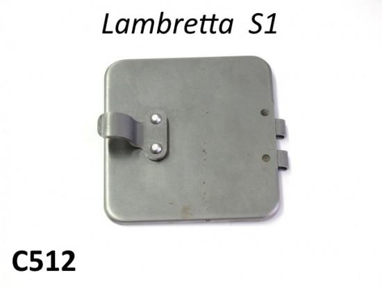 Sportellino tappo benzina Lambretta S1 (Vers.1)