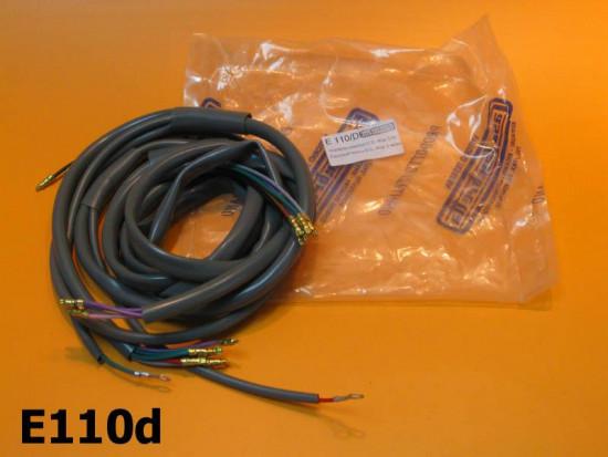 Impianto elettrico Lambretta S1 + TV1 + S2 + TV2 (stop 3 cavi)