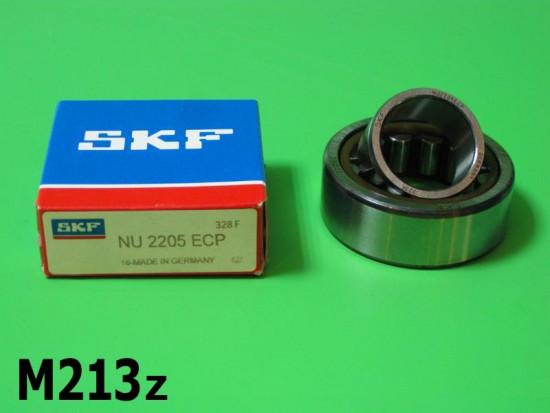 Cuscinetto a rulli SKF NU2205 albero motore lato volano Lambretta DL200