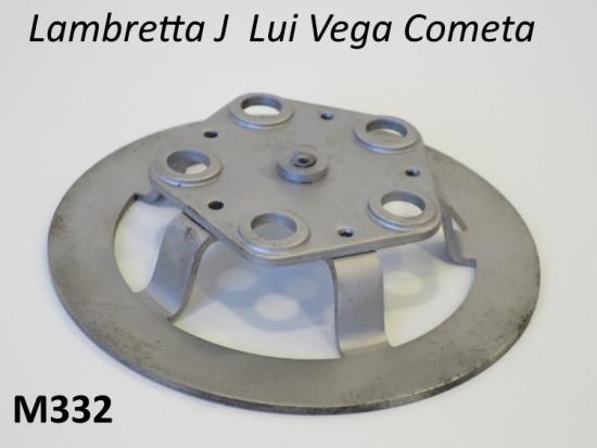 Flangia frizione per Lambretta J + Lui